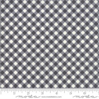 Moda Fabric - Little Snippets - Bonnie & Camille -Charcoal #55186  16