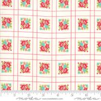 Moda Fabric - Little Snippets - Bonnie & Camille -Cream #55187  15
