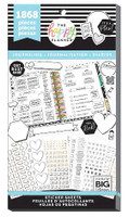 Me and My Big Ideas - The Happy Planner - Value Sticker Book - Journal Functions (Exclusive)