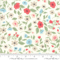 Moda Fabric - Garden Variety - Lella Boutique -Cloud  #5070 11