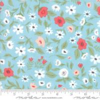 Moda Fabric - Garden Variety - Lella Boutique -Blue Sky  #5070 13