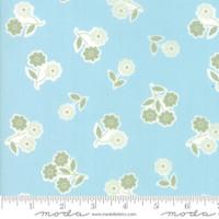 Moda Fabric - Garden Variety - Lella Boutique -Blue Sky  #5071 13