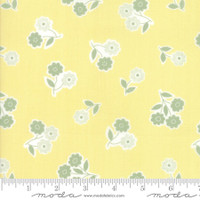 Moda Fabric - Garden Variety - Lella Boutique -Sunshine  #5071 17