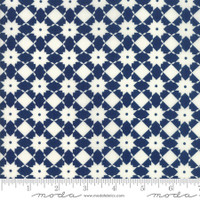 Moda Fabric - Garden Variety - Lella Boutique -Navy  #5072 12