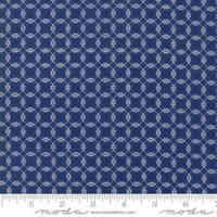 Moda Fabric - Garden Variety - Lella Boutique -Navy  #5074 12