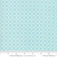 Moda Fabric - Garden Variety - Lella Boutique -Blue Sky #5074 13