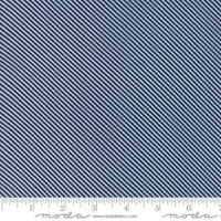 Moda Fabric - Garden Variety - Lella Boutique -Navy #5075 12