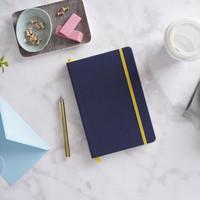 Best Self Co - Self Journal - Navy - Undated