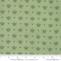 Moda Fabric - Garden Variety - Lella Boutique -Grass  #5073 14