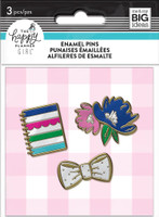 Me and My Big Ideas - The Happy Planner - Enamel Pins - Socialite