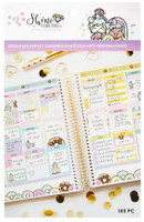 Craft Smith - Shine Sticker Studio - Sticker Book - Weekly Sticker Kit - Donut