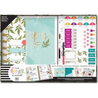 Me and My Big Ideas - The Happy Planner -  12 Month Classic Box Kit - Recipe Foodie (Undated)