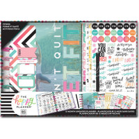 Me and My Big Ideas - The Happy Planner -  12 Month Classic Box Kit - Fitness (Undated)