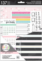 Me and My Big Ideas - The Happy Planner - Classic Accessory Pack - Habit Tracking