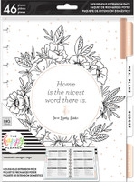 Me and My Big Ideas - The Happy Planner - Extension Pack - Home - Classic