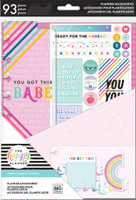 Me and My Big Ideas - The Happy Planner - Classic Accessory Pack - Student - You Got This