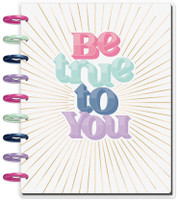 Me and My Big Ideas - Happy Planner - Classic Student Planner - Be True - 12 Months (Dated, Vertical)