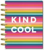 Me and My Big Ideas - Happy Planner - Classic Student Planner - Kind Is The New Cool - 12 Months (Dated, Vertical)