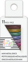 Me and My Big Ideas - The Happy Planner - Metal Discs - Mini - Rainbow