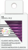 Me and My Big Ideas - The Happy Planner - Metal Discs - Classic (Medium) - Violet