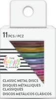Me and My Big Ideas - The Happy Planner - Metal Discs - Classic (Medium) - Rainbow