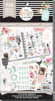 Me and My Big Ideas - The Happy Planner - Value Pack Stickers - Farmhouse