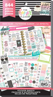 Me and My Big Ideas - The Happy Planner - Value Pack Stickers - Boss Babe (Exclusive)