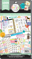 Me and My Big Ideas - The Happy Planner - Value Pack Stickers - Essential Planning