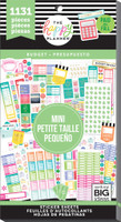 Me and My Big Ideas - The Happy Planner - Value Pack Stickers - Mini Budget (#1131)