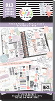 Me and My Big Ideas - The Happy Planner - Value Pack Stickers - Free Spirit
