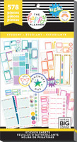 Me and My Big Ideas - The Happy Planner - Value Pack Stickers - Student - Functional