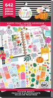 Me and My Big Ideas - The Happy Planner - Value Pack Stickers - Happy Year
