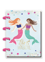 Me and My Big Ideas - Happy Planner Notes - Micro Memo - Magical Mermaid (Lined)