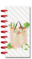 Me and My Big Ideas - Happy Planner - Half Sheet Notebook - Foodie Note (Lined)