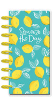 Me and My Big Ideas - Classic Happy Notes - Half Sheet Notebook - Squeeze (Dot Grid)