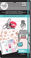Me and My Big Ideas - Happy Planner - Accessory Book - Glam Girl