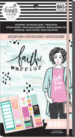 Me and My Big Ideas - Happy Planner - Accessory Book - Faith Warrior
