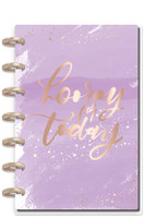 Me and My Big Ideas - Mini Happy Planner - Journaling Notebook - Hooray for Today