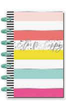 Me and My Big Ideas - Mini Happy Planner - Journaling Notebook - Color Me Happy
