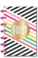Me and My Big Ideas - Mini Happy Notes - Live Colorfully (Lined)
