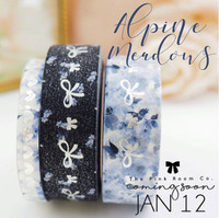 The Pink Room Co -  Alpine Meadows Washi Collection - Exclusive