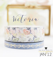 The Pink Room Co -  Victoria Washi Collection - Exclusive