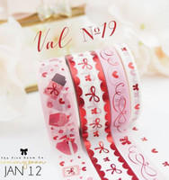 The Pink Room Co - Val No. 19 - Washi Collection - Exclusive