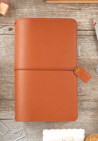 Webster's Pages - Color Crush - Standard Travelers Journal - Camel