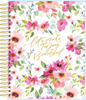 Paper House - Planner - 12 Months - Back to All  Be Joyful (Vertical, Undated)