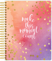 Paper House - Planner - 12 Months - Make This Moment Count (Vertical, Undated)