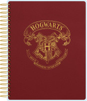 Paper House - Planner - 12 Months - Harry Potter - Hogwarts (Vertical, Undated)