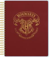 Paper House - Planner - 12 Months - Harry Potter ™ Hogwarts (Vertical, Undated)