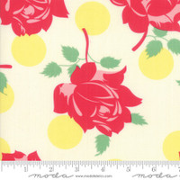 Moda Fabric - Cheeky - Urban Chiks - Buttercup Sweet Cream Swell #31140 21