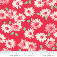 Moda Fabric - Cheeky - Urban Chiks - Rose  Sassy #31143 13